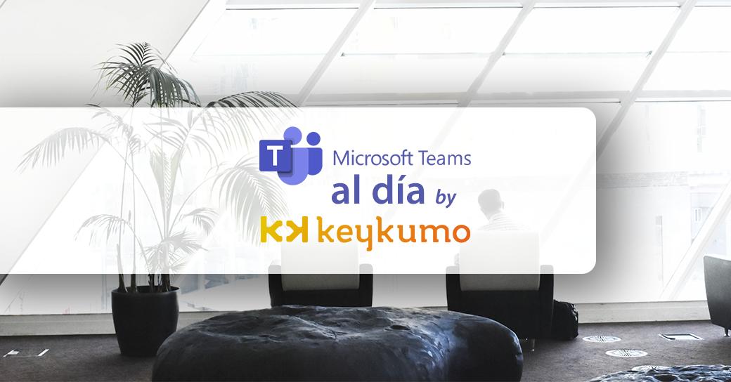 Agendar reunion desde calendario en Microsoft Teams