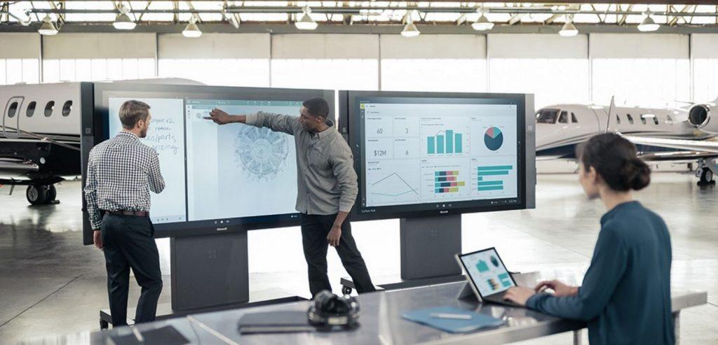 Por qué la tecnología interactiva revoluciona la colaboración en el lugar de trabajo