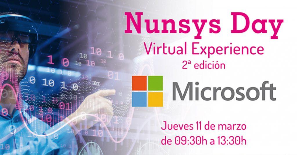 Nunsys Day Microsoft