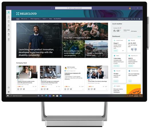 Viva connection Microsoft Ignite 2021