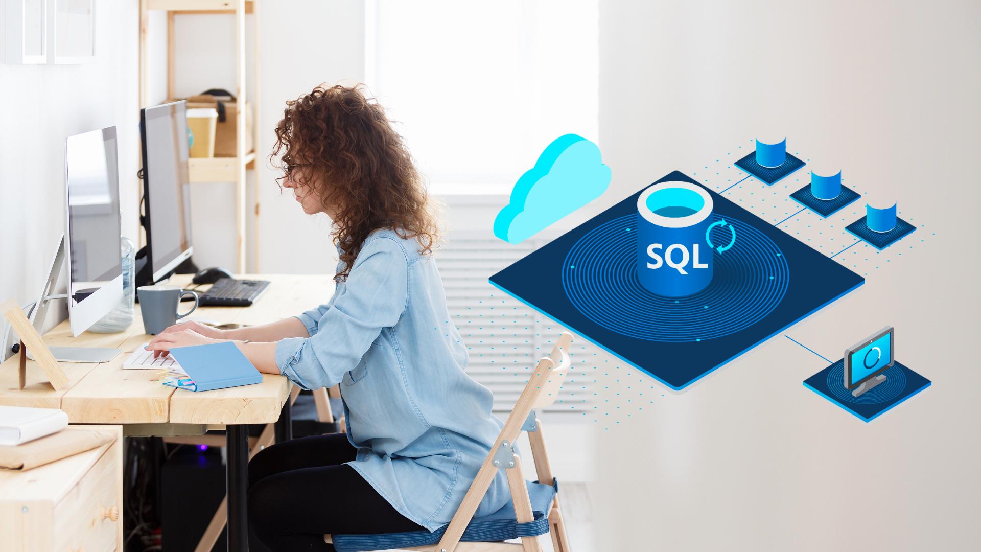 Azure SQL Database Base de datos & Backup y alta disponibilidad