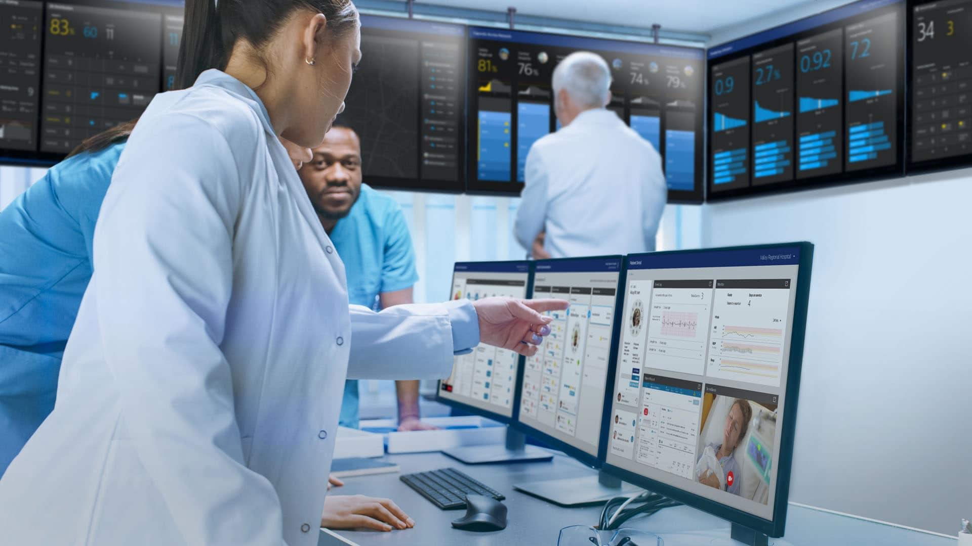 Salesforce mejora su oferta de atención sanitaria en la nube