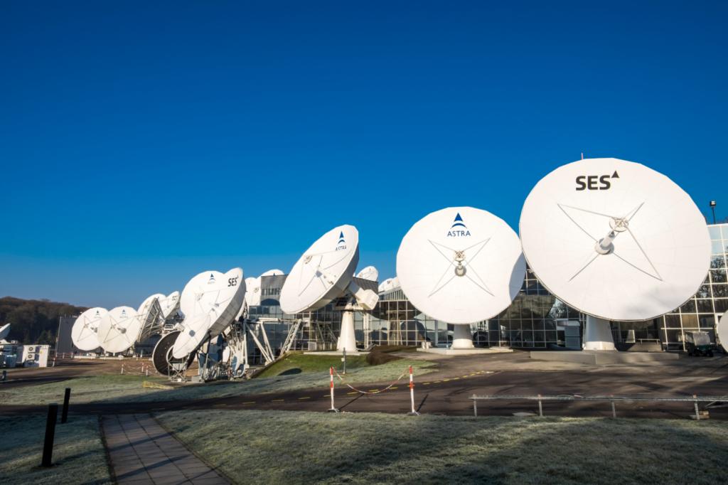 Microsoft y SES se unen para impulsar la conectividad por satélite de Azure
