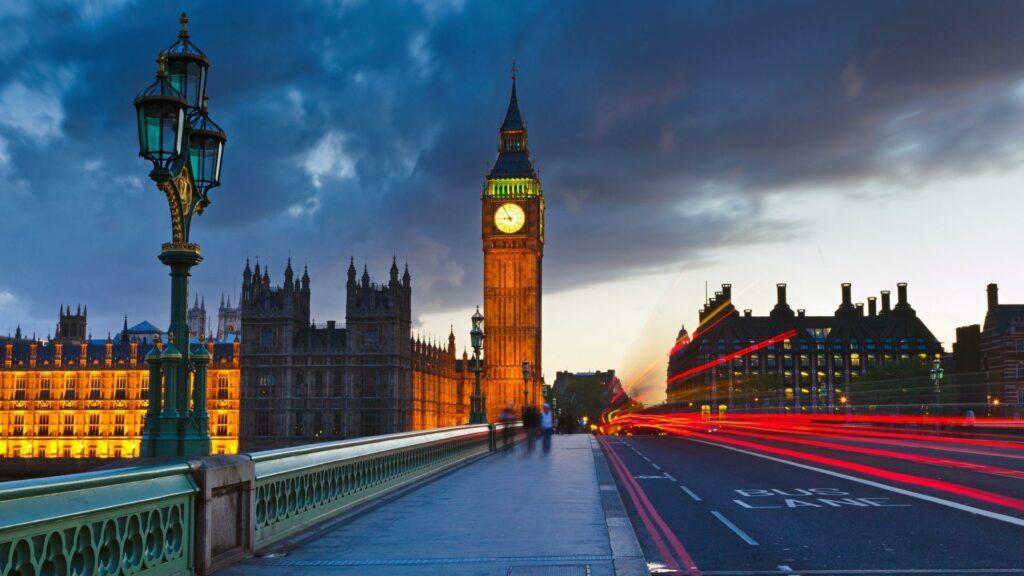 Sólo el 15% de los londinenses volvió a la oficina en julio